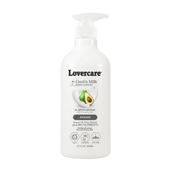 Lover's Care Body Lotion 800ml AVOCADO