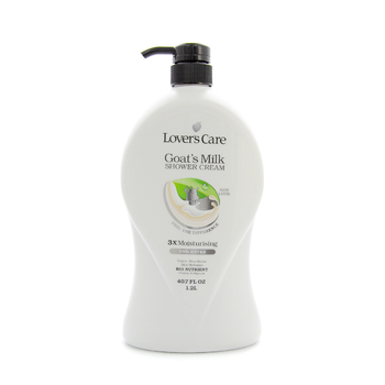 Lover's Care Shower Cream 1200ml UNSCENTED