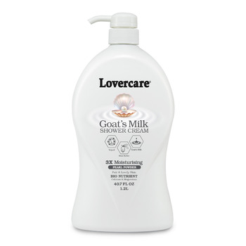 Lover's Care Shower Cream 1200ml PEARL POWDER