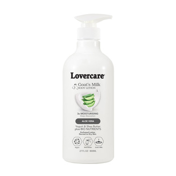 Lover's Care Body Lotion 800ml ALOE VERA