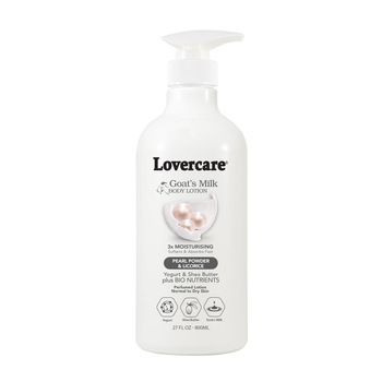 Lover's Care Body Lotion 800ml PEARL POWDER & LICORICE