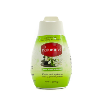 Naturoma Air Freshener Solid Gel 220g Relaxing Jasmine