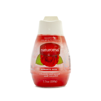 Naturoma Air Freshener Solid Gel 220g Romantic Rose