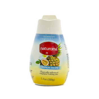 Naturoma Air Freshener Solid Gel 220g Tropical Escape