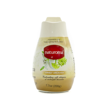 Naturoma Air Freshener Solid Gel 220g Lovely Angelica