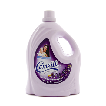 Comsilk Fabric Softener Lavender Attraction 5L