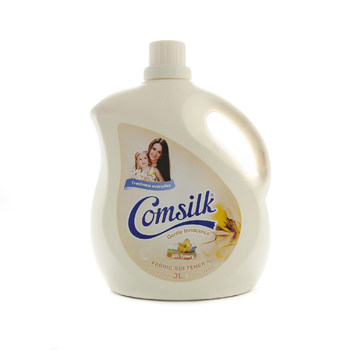Comsilk Fabric Softener Gentle Innocene 3L
