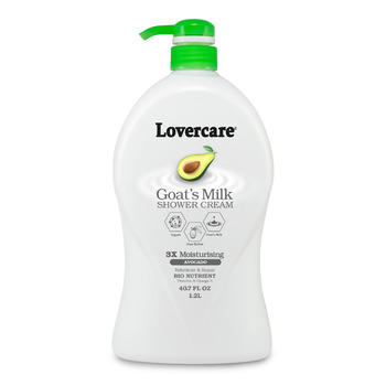 Lover's Care Shower Cream 1200ml AVOCADO