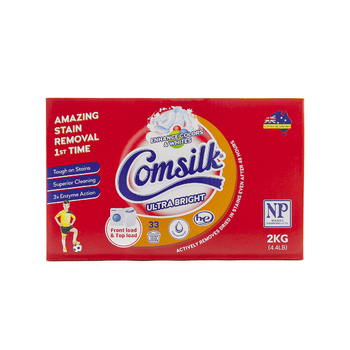 Comsilk Laundry Powder ULTRA BRIGHT 2kg