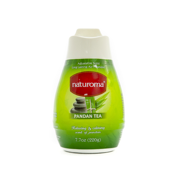 Naturoma Air Freshener Solid Gel 220g Pandan Tea