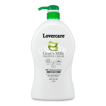Lover's Care Shower Cream 1200ml ALOE VERA