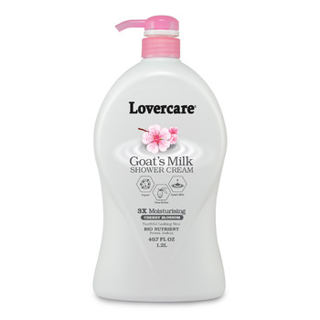 Lover's Care Shower Cream 1200ml CHERRY BLOSSOM