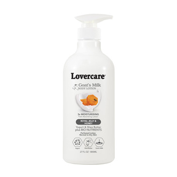 Lover's Care Body Lotion 800ml ROYAL JELLY & HONEY