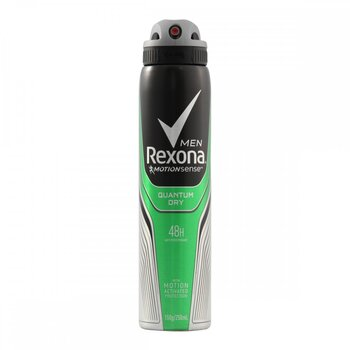 Rexona Body Spray 150g Men Quantum x 48