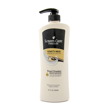 Lover's Care Premium Shower Cream 800ml PEARL POWDER