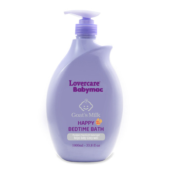 Lovercare Babymac Happy Bedtime Bath 1L