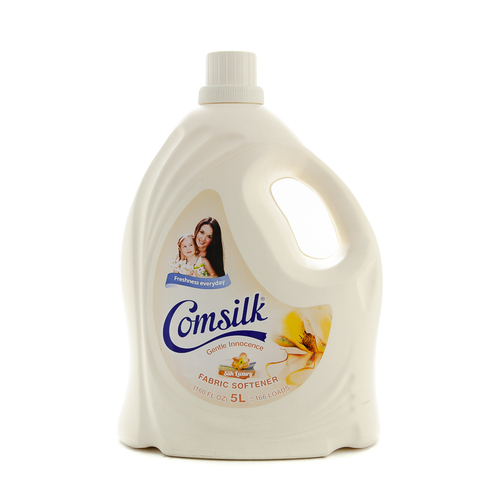 Comsilk Fabric Softener Gentle Innocene 5L